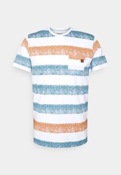 INDICODE JEANS - HERNANDEZ - T-Shirt print - toffee
