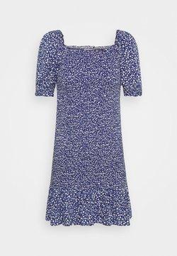 Monki - MOA DRESS - Robe d'été - blue bright