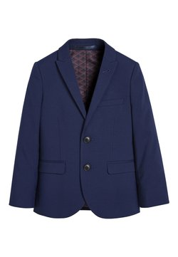 Next - SUIT JACKET (12MTHS-16YRS)-TAILORED FIT - Colbert - blue