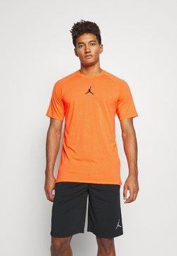 Jordan - AIR - Printtipaita - total orange/black