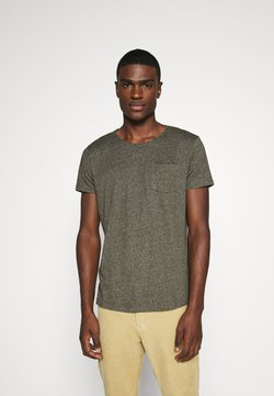edc by Esprit - GRIND - T-shirt basic - olive