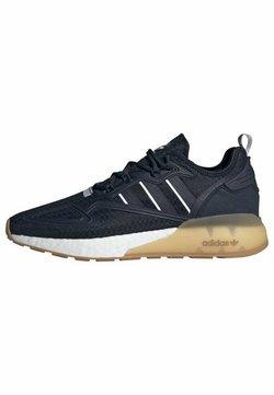 adidas Originals - ZX 2K BOOST SHOES - Zapatillas - blue