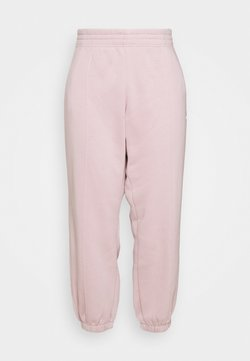 Nike Sportswear - PANT TREND PLUS - Tracksuit bottoms - champagne/white