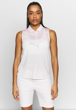Puma Golf - VERTICALS SLEEVELESS - Funktionsshirt - rosewater