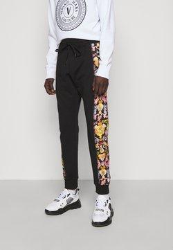 Versace Jeans Couture - HEAVY PRINT VERSAILLES - Jogginghose - black