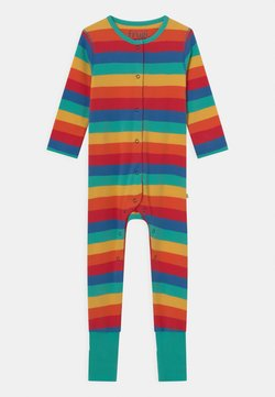 Frugi - RILEY ROMPER UNISEX - Pijama - multi-coloured