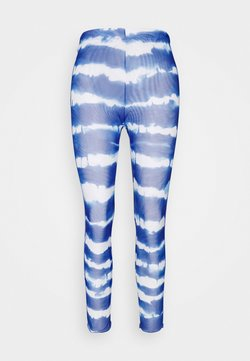 Love Moschino - Leggings - Hosen - blue