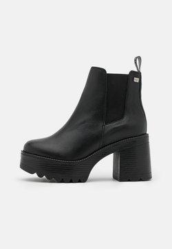 Musse & Cloud - FILK - High Heel Stiefelette - black