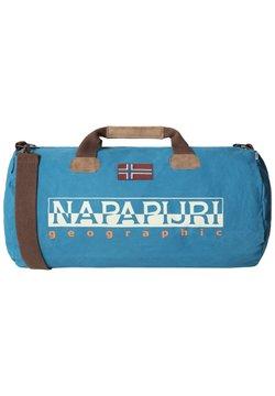 Napapijri - BERING  - Bolsa de fin de semana - mottled blue