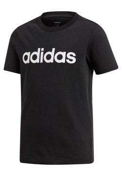 adidas Performance - T-shirt med print - black