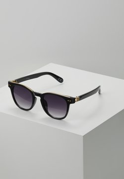 Jeepers Peepers - Zonnebril - black/gold-coloured