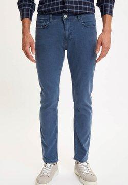 DeFacto - Straight leg jeans - indigo