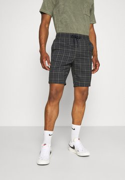Only & Sons - ONSLINUS CHECK  - Shorts - olive