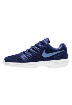 Nike Performance - Scarpe da tennis per tutte le superfici - deep royal blue/white/coast