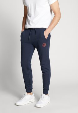 Jack & Jones - JJIGORDON JJSHARK PANTS  - Jogginghose - navy blazer