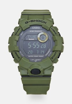 G-SHOCK - Montre à affichage digital - green