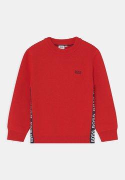 BOSS Kidswear - BLEND  - Jersey de punto - red