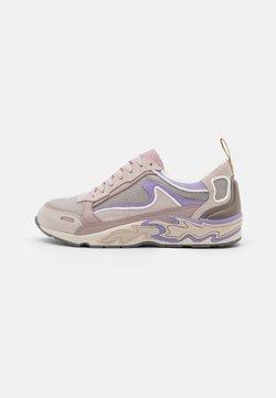 sandro - BASKET - Sneakers laag - multicolor/rose