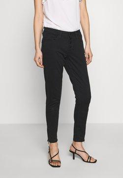 Q/S designed by - ANKLE - Slim fit jeans - black