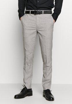 Burton Menswear London - STRIPE - Puvunhousut - grey