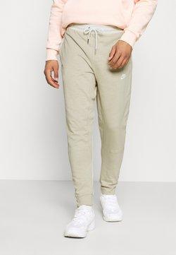 Nike Sportswear - Jogginghose - grain/coconut milk/ice silver/white