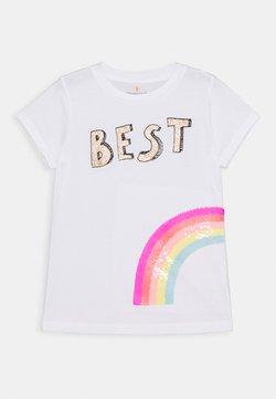 J.CREW - BEST FRIEND TEE - T-Shirt print - white