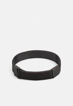Guess - IDENTITY LOGO MAG UNISEX - Bracelet - black