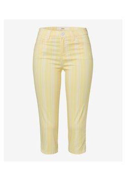 BRAX - Shorts - sun yellow