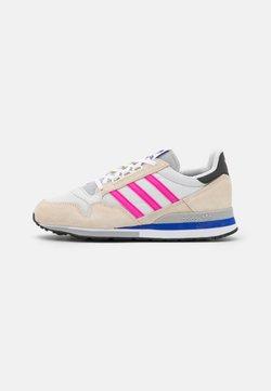 adidas Originals - ZX 500 - Sneaker low - white/shock pink/footwear white