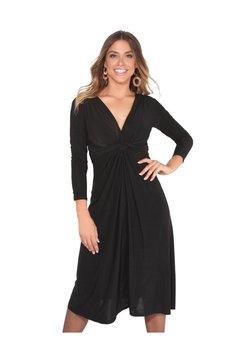 KRISP - 3/4 SLEEVE - Cocktailkleid/festliches Kleid - black