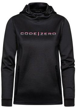 CODE | ZERO - Strickjacke - black