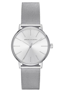 Armani Exchange - Montre - silver-coloured