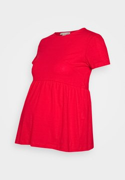 Anna Field MAMA - Camiseta estampada - goji berry