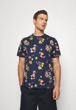 Farah - BERKLEY - T-shirt print - yale