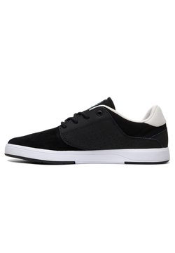 DC Shoes - PLAZA - Sneakers laag - black/turquoise