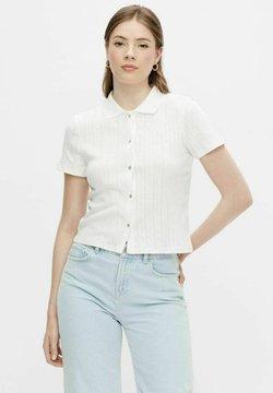 Pieces - Skjorta - bright white