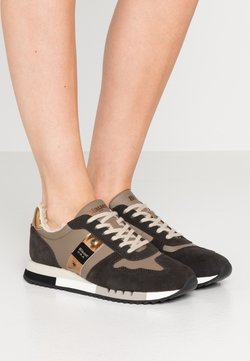 Blauer - MELROSE - Sneakers laag - taupe