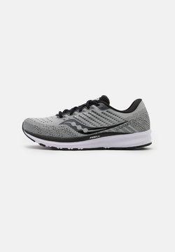 Saucony - RIDE 13 - Zapatillas de running neutras - alloy/black