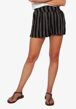 Protest - AVENS  - Shorts - true black