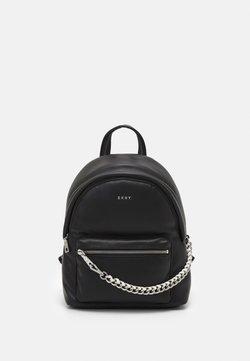 DKNY - QUINN - Mochila - black/silver-coloured