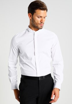Antony Morato - SLIM FIT WITH HIDDEN BUTTONING - Chemise classique - white