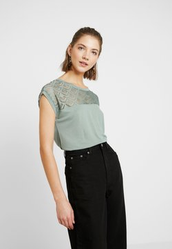 ONLY - T-Shirt print - chinois green