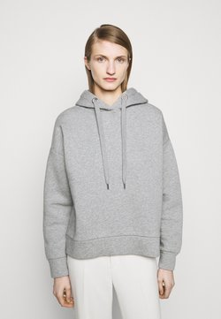 CLOSED - Sweatshirt - grey heather melange
