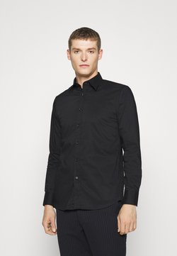Benetton - BASIC - Businesshemd - black