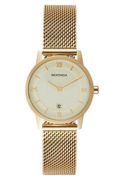 Sekonda - LADIES WATCH ROUND CASE - Horloge - gold-coloured