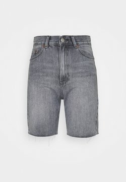 Dr.Denim Petite - ECHO - Szorty jeansowe - washed grey