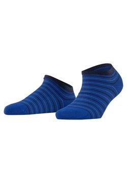 FALKE - STRIPE - Socken - mottled blue