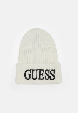 Guess - QUARTO CAP UNISEX - Berretto - offwhite