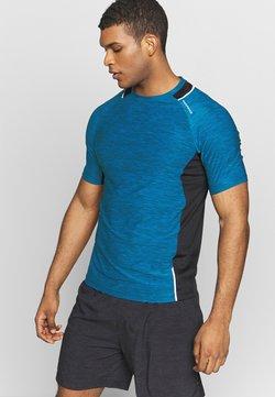 Endurance - SORONG TECHNICAL TEE - T-Shirt print - imperial blue