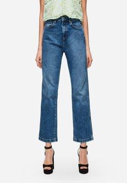 Pepe Jeans - DUA LIPA X PEPE JEANS  - Jean droit - blue denim